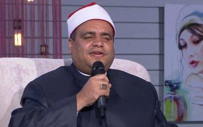 وزارة الأوقاف المصرية توقف شيخا للأزهر لسبب غريب