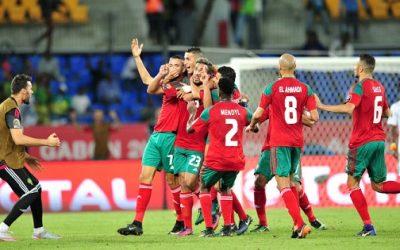 المنتخب الوطني المغربي يتقدم في التصنيف الجديد للمنتخبات