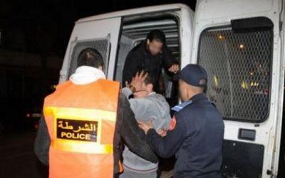 الأمن يوقف جندي يشتغل رفقة تاجر مخدرات