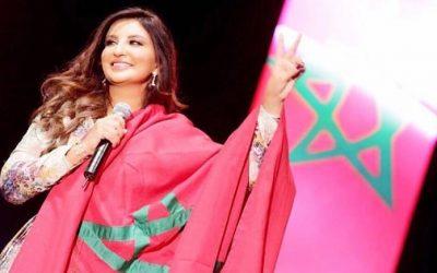 شذى حسون تصدر أغنية مغربية