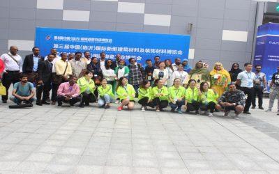 نادي الشباب العالمي للأعمال يختتم رحلاته إلى الصين في ليني