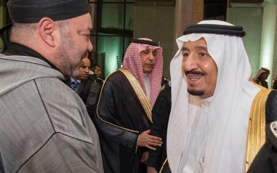 الملك يهنئ آل سعود بمناسبة العيد الوطني لبلادهم