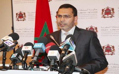 الخلفي: الحكومة لم تتجاهل ملف الحسيمة ضمن تقرير حصيلة 120 يوما