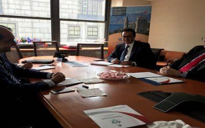 الأمم المتحدة تطلب من المغرب بناء شراكة للتعاون بإفريقيا