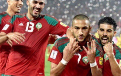 المنتخب المغربي يتفوق على كافة منتخبات العالم في تصفيات مونديال 2018