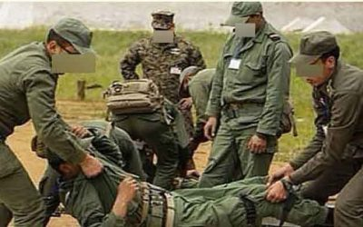 لدغة أفعى ترسل جنديا إلىالمستشفى العسكري بمراكش