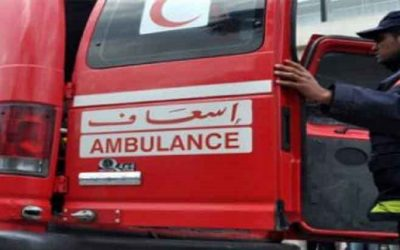 وفاة شخص عقب حادثة سير مميتة بين دراجة نارية وسيارة للشرطة بالمحمدية