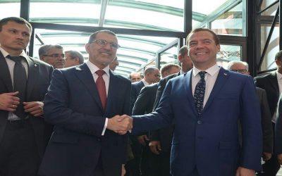 العثماني: الشراكات الجديدة مع روسيا ستهم 4 مجالات