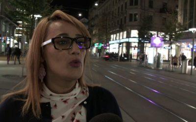 ميكرو طروطوار :  مساندة مغاربة سويسرا لفريق الوداد البيضاوي