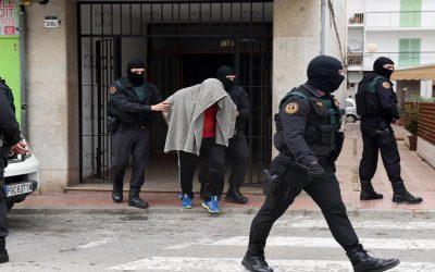 إسبانيا: توقيف مغربي يشتبه في انتمائه لتنظيم ( داعش )
