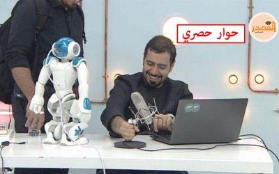 محمد الجفيري مخترع قطري يحدث ثورة في عالم الصم