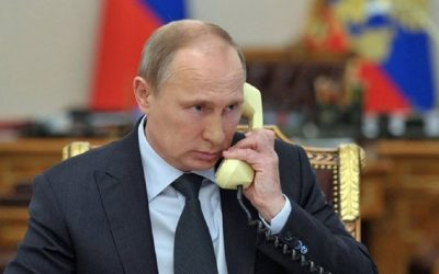 الرئيس الروسي فلاديمير بوتين ينجو من محاولة إغتيال