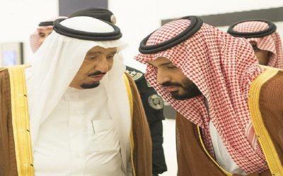 """ديلي ميل: """"ابن سلمان"""" ملكًا للسعودية الأسبوع المقبل"""