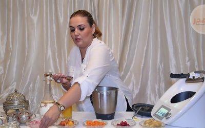عصير منعش بالخضر والفواكه مع شاف هند الديساوي
