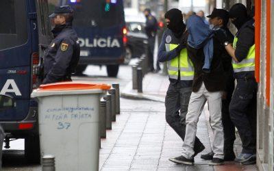 """اعتقال مغربي بإسبانيا يشتبه في انتمائه لتنظيم """"داعش"""""""