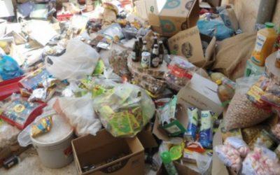 حجز مواد غذائية فاسدة غير صالحة للاستهلاك بـ337 محل تجاري بمراكش