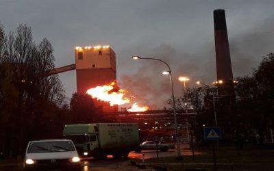 انفجار كبير يهز العاصمة البلجيكية بروكسل