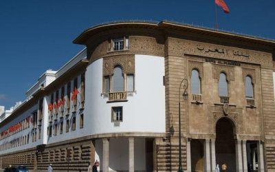 تراجع صافي الإحتياطات الدولية للمغرب بـ6.4 %