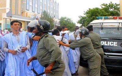 موريتانيا: استياء وإستنكار بعد إعتقال منسق الكونفدرالية الوطنية للشغيلة الموريتانية