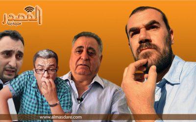 """الزفزافي ورفاقه يتهمون """"المهداوي"""" بالخيانة بسبب """"زيان"""" و""""شارية"""""""