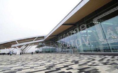 روسيا تفتتح مطارا جديدا بروستوف لاستقبال المشجعين في المونديال