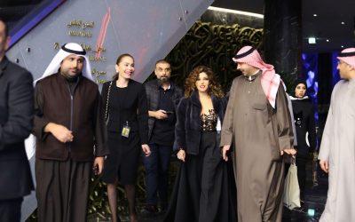سميرة سعيد تتألق في دار الأوبيرا الكويتية