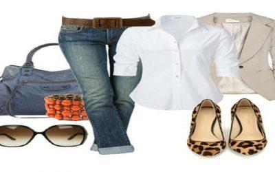 حلول عملية لتبدو ملابسك القديمة على الموضة