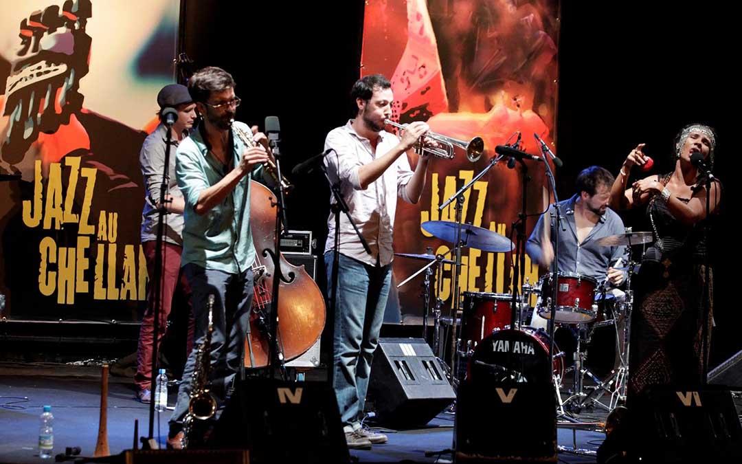 شالة تختتم مهرجانها الموسيقي على إيقاعات الجاز والفلامينكو