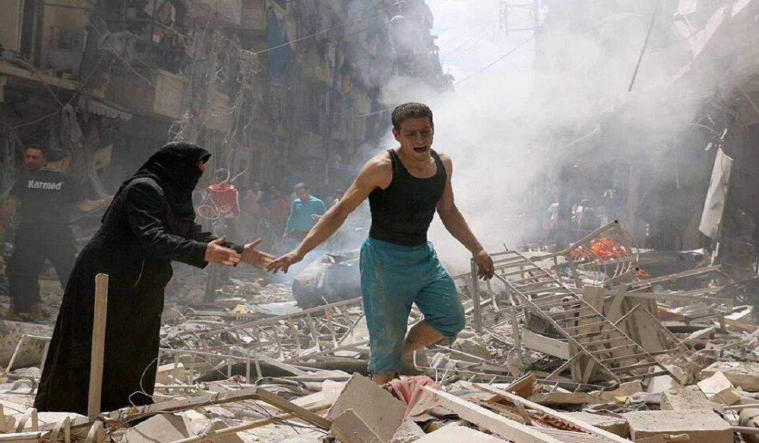 الإتحاد الأوروبي يخط شروطه لإعمار سوريا