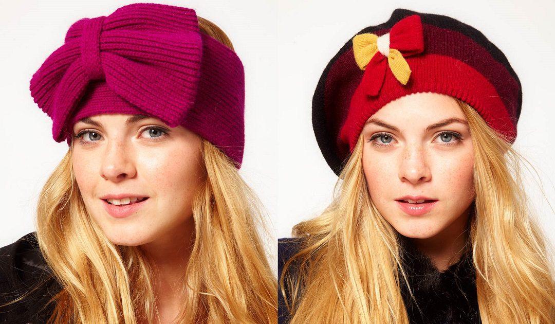 قبعات أنيقة لشتاء 2017