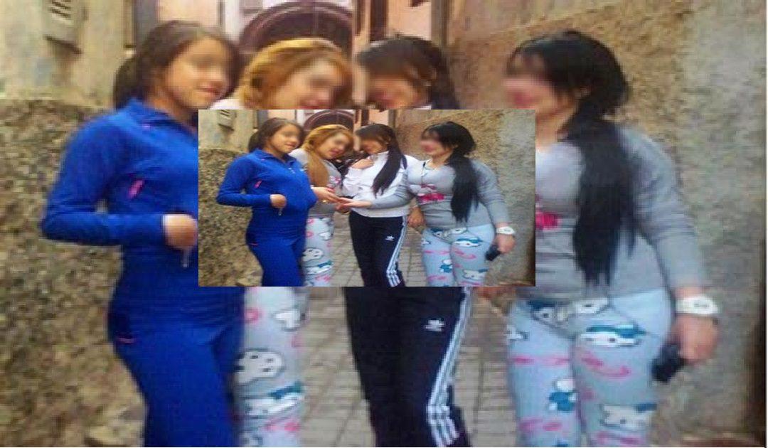 إختطاف أم هروب جماعي لثلاثة فتيات تبلغن 13 سنة؟؟