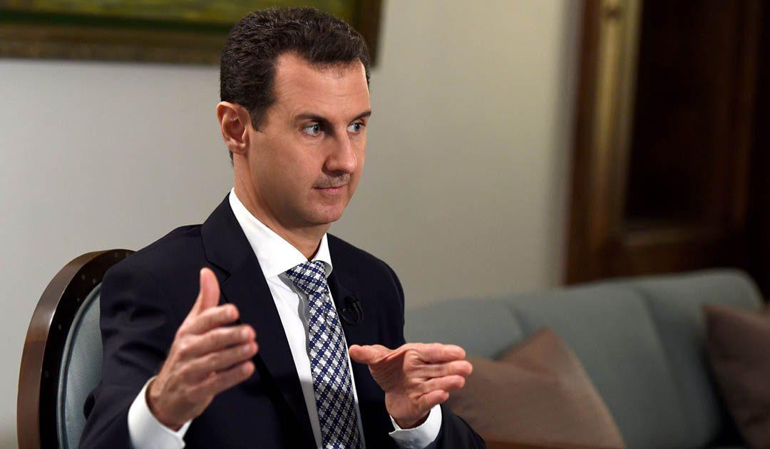 الأسد: الهجوم على سوريا يؤكد فقدان القوى الغربية للسيطرة والمصداقية