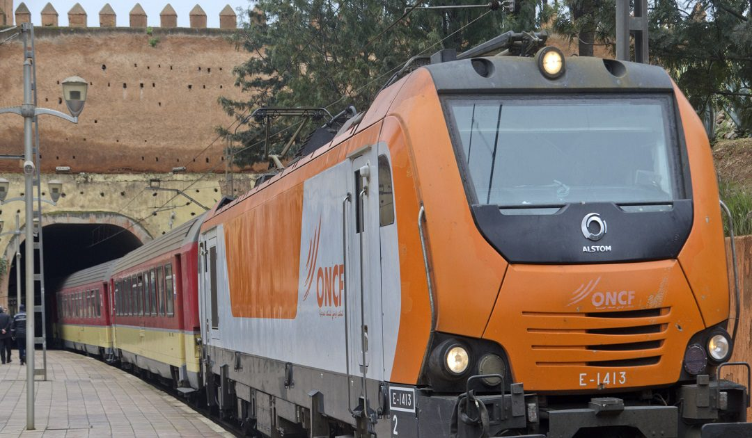 ONCF يعلن عن توفير باقة متنوعة من الخدمات للمسافرين