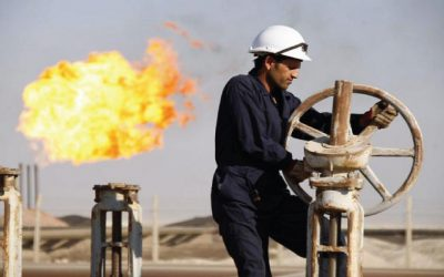 أسعار النفط تعود إلى الإرتفاع بعد الهجمات على سورية