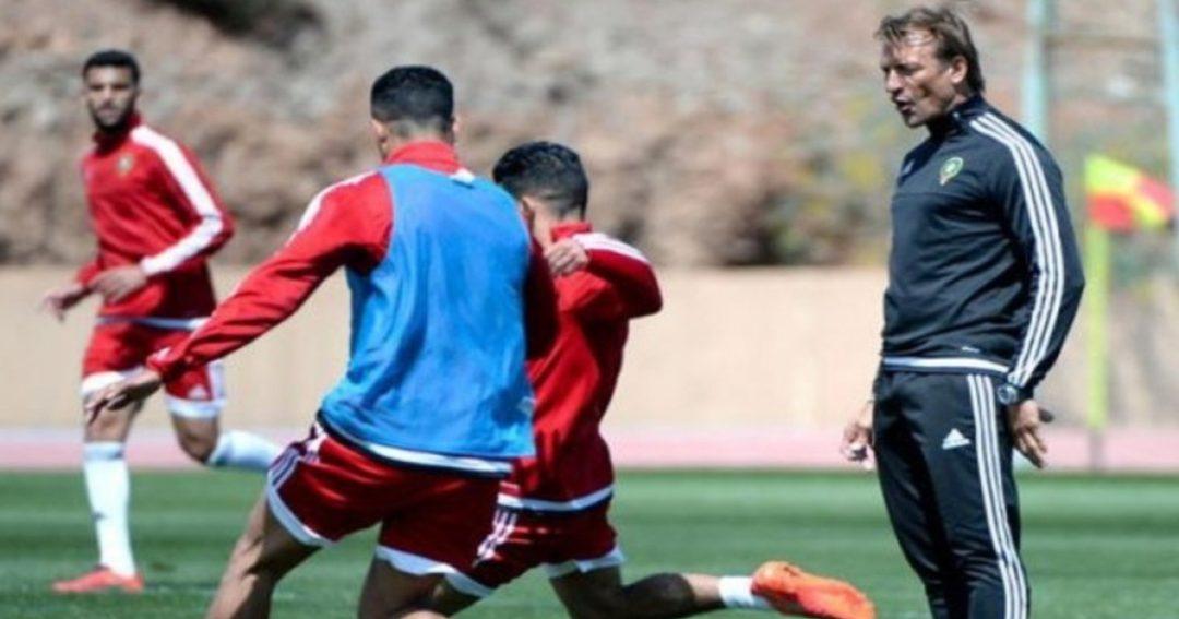 """رونار يكشف عن تشكيلة """"الأسود"""" لوديتي بوركينافاسو و تونس"""