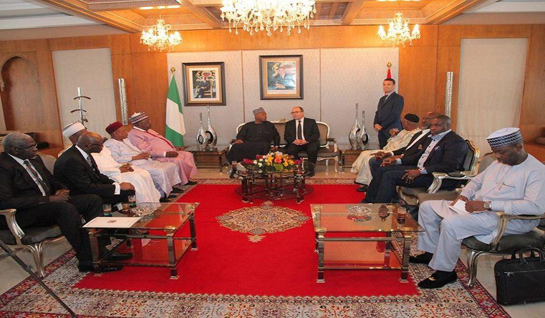 بنشماش يدعو إلى تكوين برلمان منتدى لبرلمانات شمال غرب إفريقيا