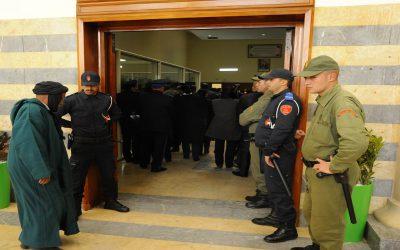 """إستئنافية سلا تستمع  إلى 15 متهما في أحداث مخيم """"اكديم إزيك"""""""