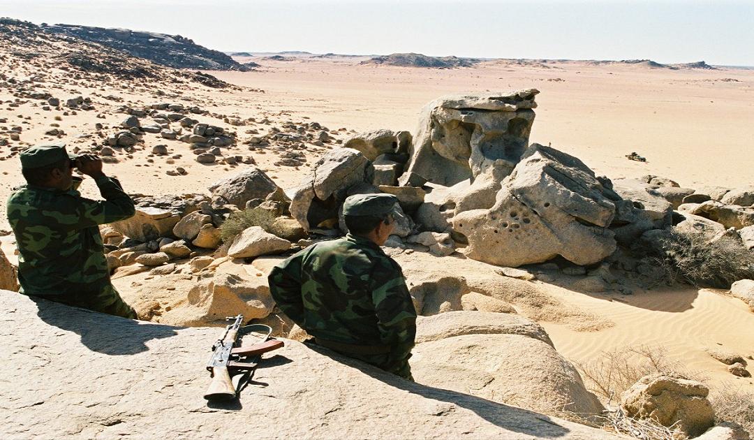 الجزائر تضع قواتها في حالة استنفار قصوى دعما للبوليساريو