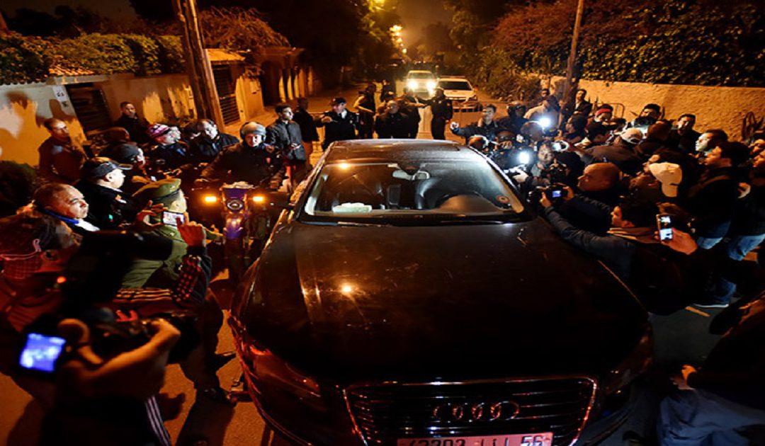 مقتل نائب برلماني رميا بالرصاص بالبيضاء
