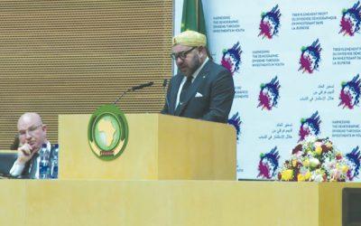صحيفة سينغالية: عودة المغرب للاتحاد الإفريقي تعد تصحيحا للأوضاع