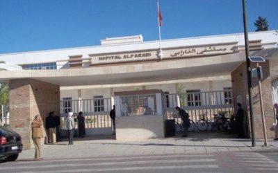 وفاة سجين بمستشفى الفارابي جراء دخوله في إضراب عن الطعام