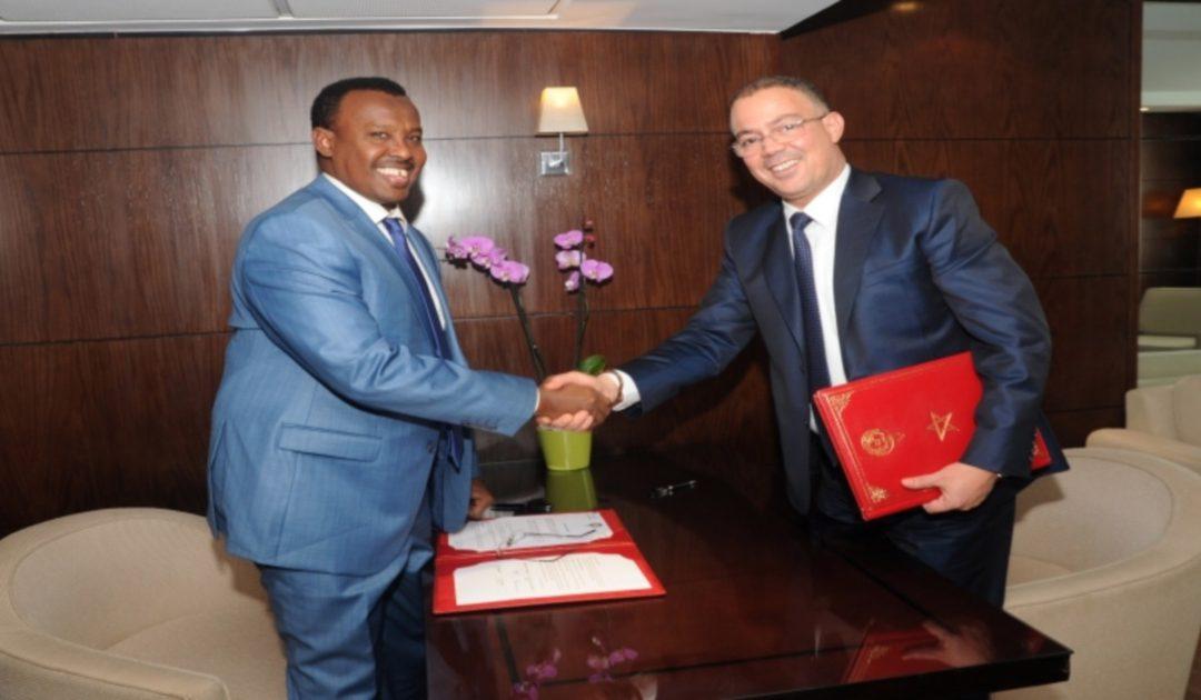 """""""FRMF"""" توقيع اتفاقية شراكة مع الاتحاد الصومالي لكرة القدم"""