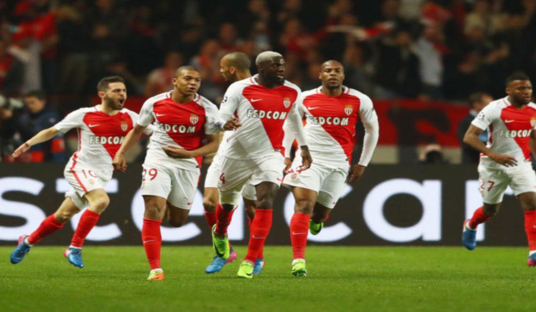 """موناكو يقود سينارييو """"الريمونتادا الثاني"""" ضد السيتي في دوري الأبطال"""