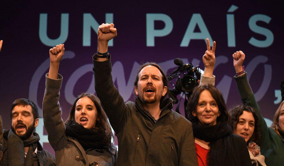 صحفيون اسبان يتهمون حزب البوديموس بتهديدهم