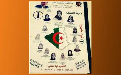 سابقة بالجزائر…حزب يدخل الانتخابات التشريعية بقائمة للنساء فقط