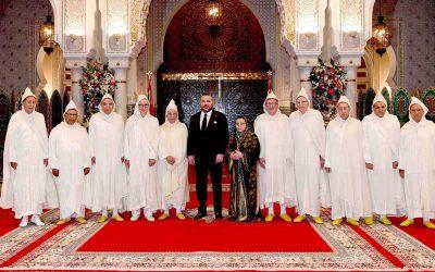 الملك يعين أعضاء المحكمة الدستورية
