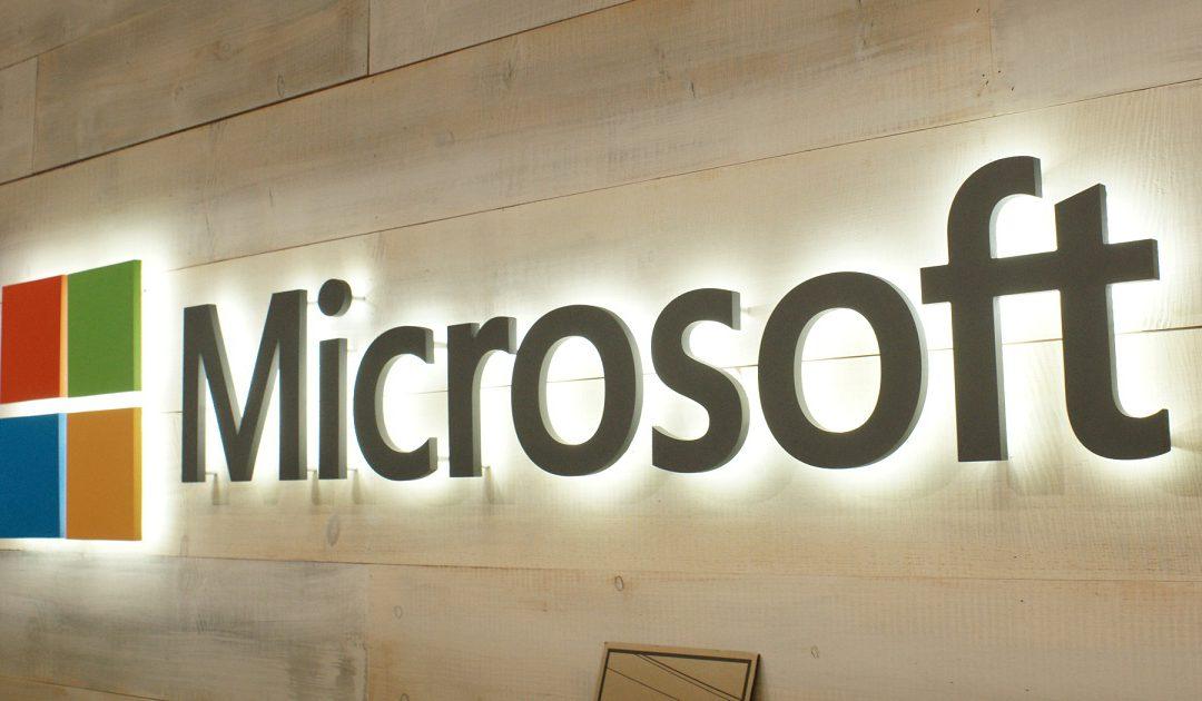 مايكروسوفت تبتكر لوحة مفاتيح مزودة بقارئ بصمة المستخدم