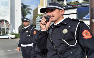 مراكش: في ظرف 15 يوما أزيد من 1700 تدخل أمني بالشارع العام
