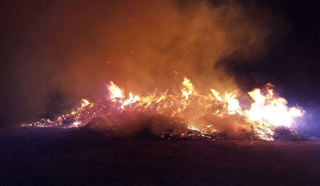 مراكش: مجهولون يحرقون فيلا رئيس جماعة ومستودعا لمستشار