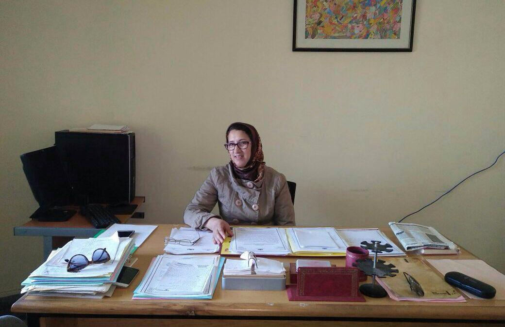 حفيظة أبو درار صورة للمرأة الصويرية الشغوفة بالثقافة